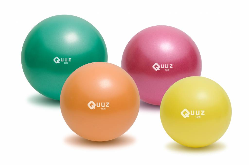 Quuz Pilates Mini ball Ø 18 cm