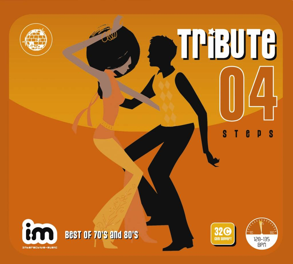 Interactive Music TRIBUTE 04 BEST OF DISCO