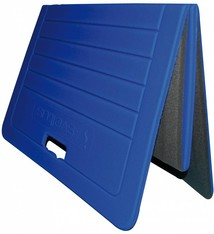 Sveltus Foldable gymmat Blue 1cm