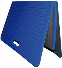 Sveltus Opvouwbare gymmat Blauw 1cm