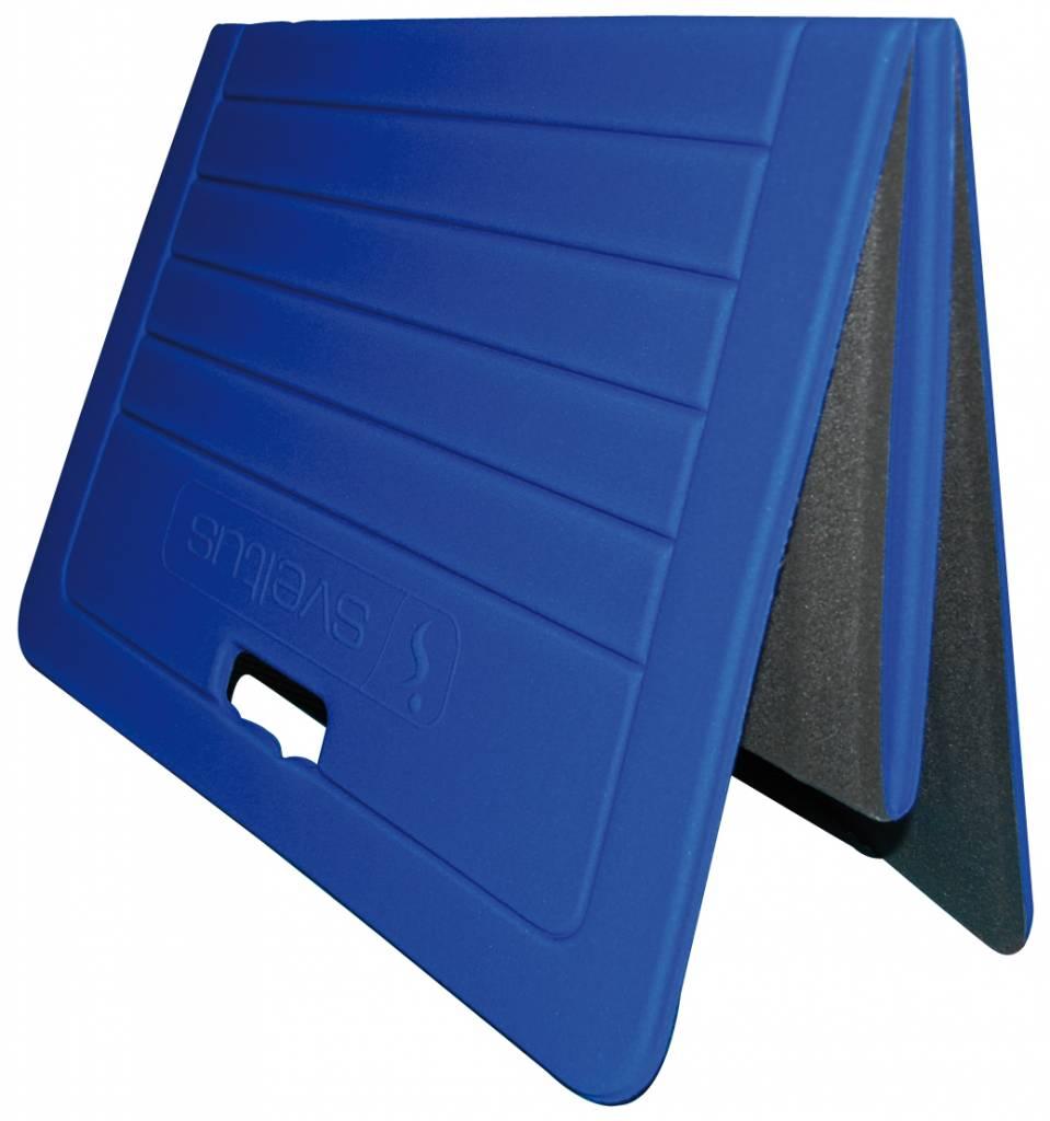 Opvouwbare Gymmat Blauw 1cm