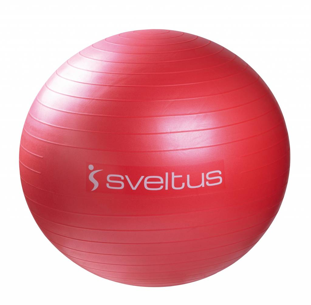 Sveltus Anti-burst ball Ø 75 cm - Violet