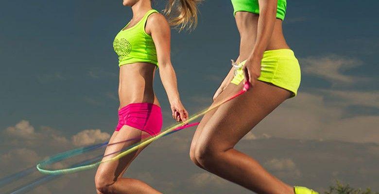 Sveltus aerobics jump rope