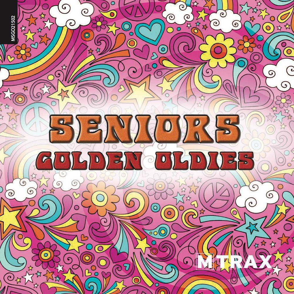 multitrax SENIORS GOLDEN OLDIES