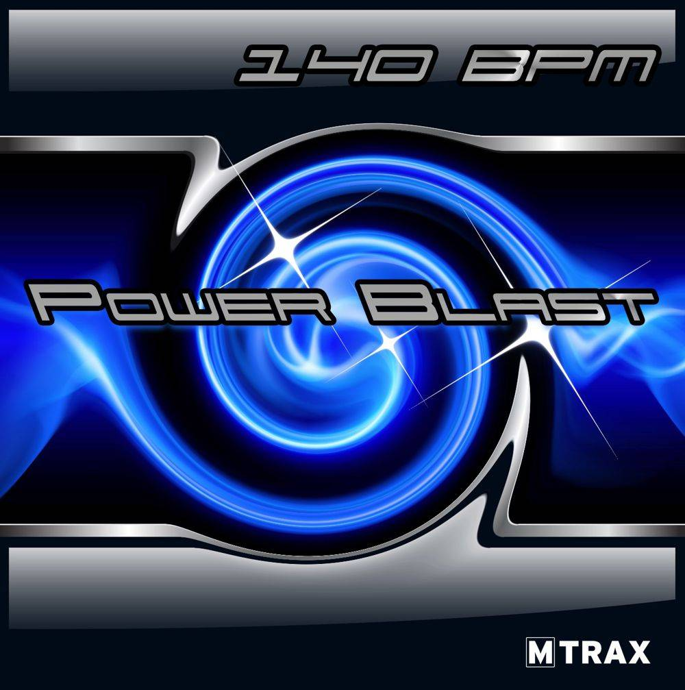 multitrax 140 bpm power blast