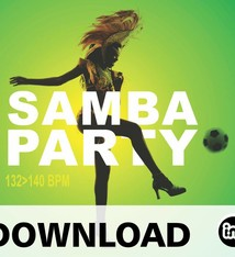 Interactive Music ZMB - SAMBA PARTY - MP3
