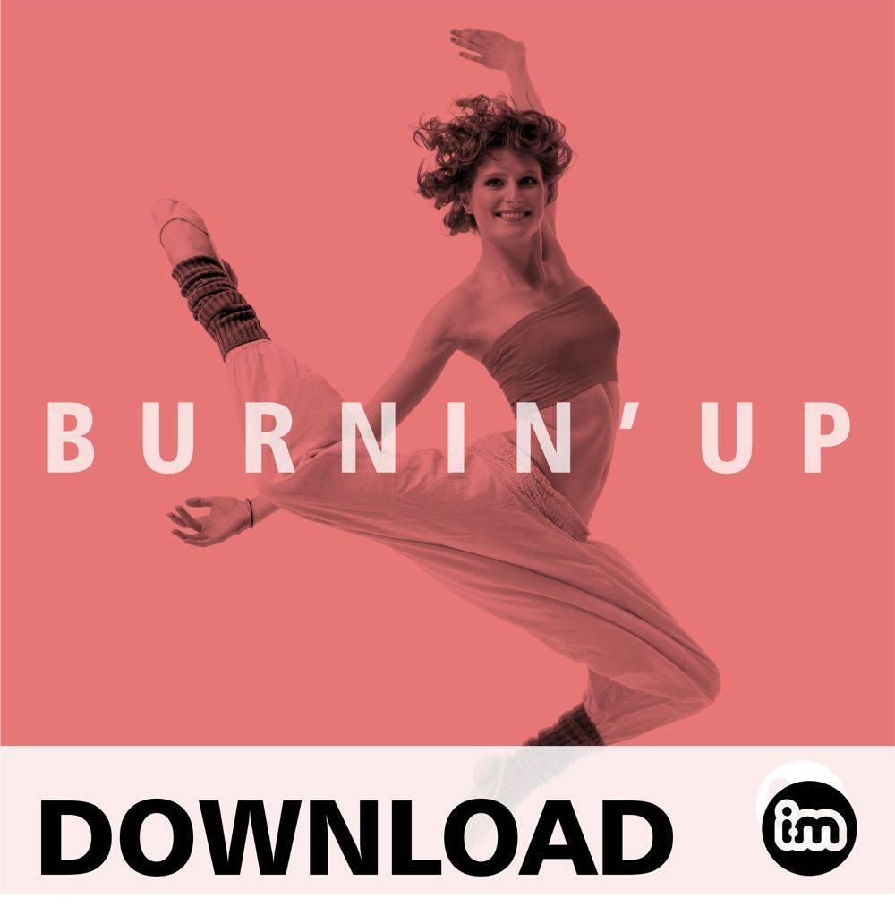 Interactive Music Burnin up -MP3
