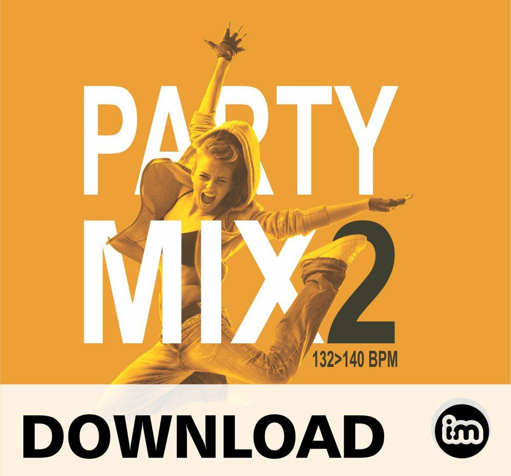 Interactive Music PARTY-MIX Vol 2 -MP3