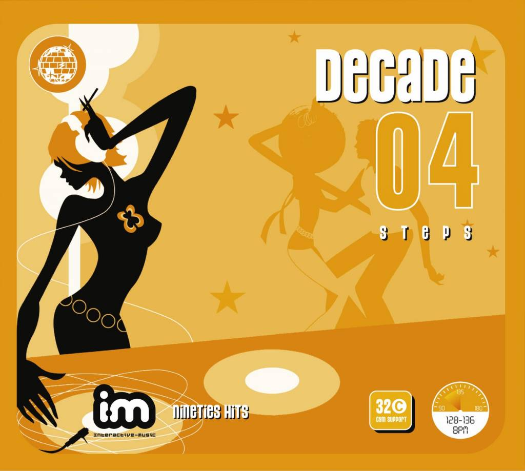 Interactive Music DECADE 04 BEST OF 90 -