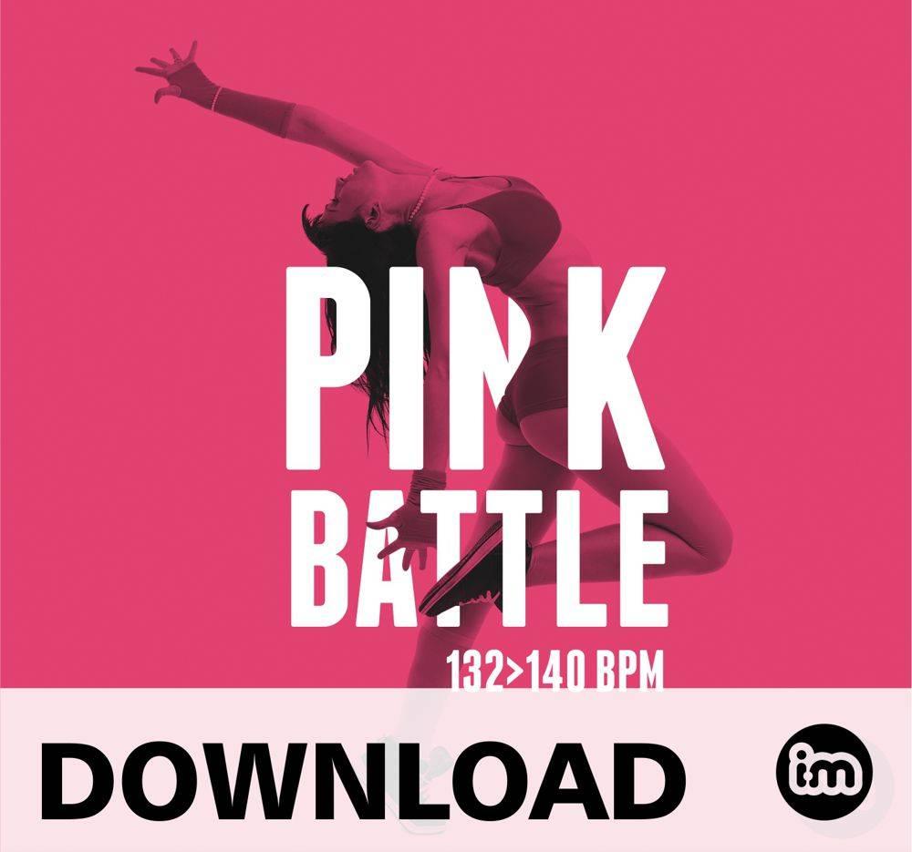Interactive Music PINK BATTLE -MP3