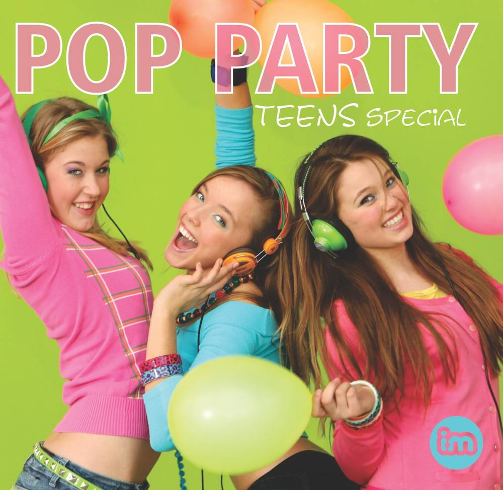 Interactive Music POP PARTY - teens special