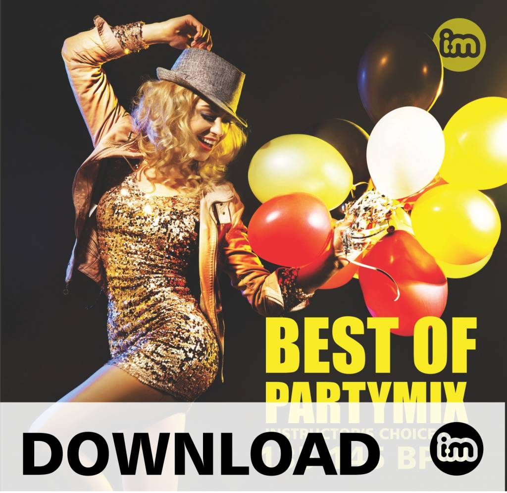 Interactive Music BEST OF PARTYMIX - instructor's choice (JP)