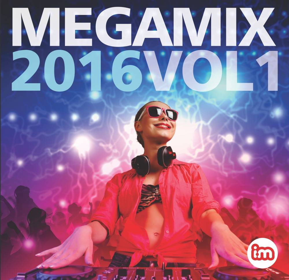 Interactive Music MEGAMIX 2016 VOL 1