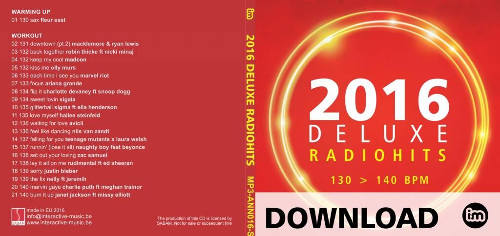 Interactive Music 2016 Deluxe Radio Hits - MP3