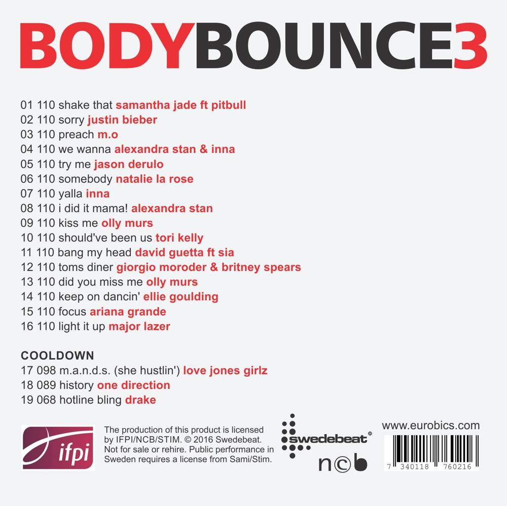 Interactive Music BODY BOUNCE 3