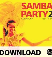 Interactive Music SAMBA PARTY 2 - MP3