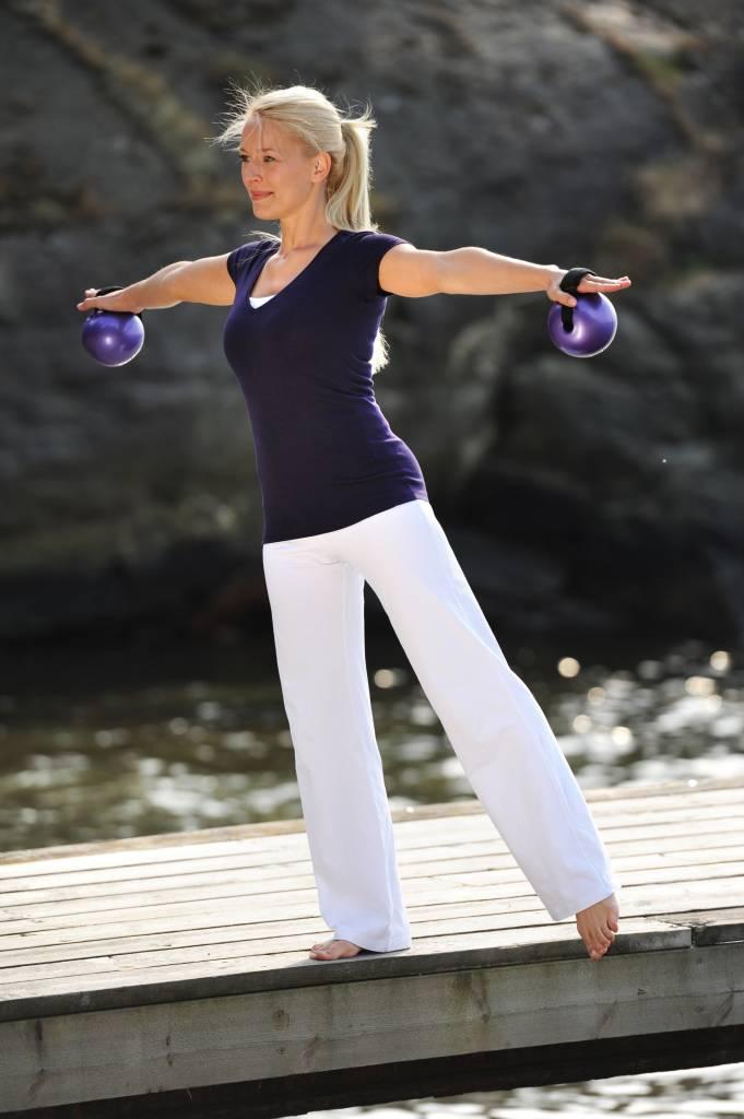 sissel Fitness Toning Ball Set (pair)