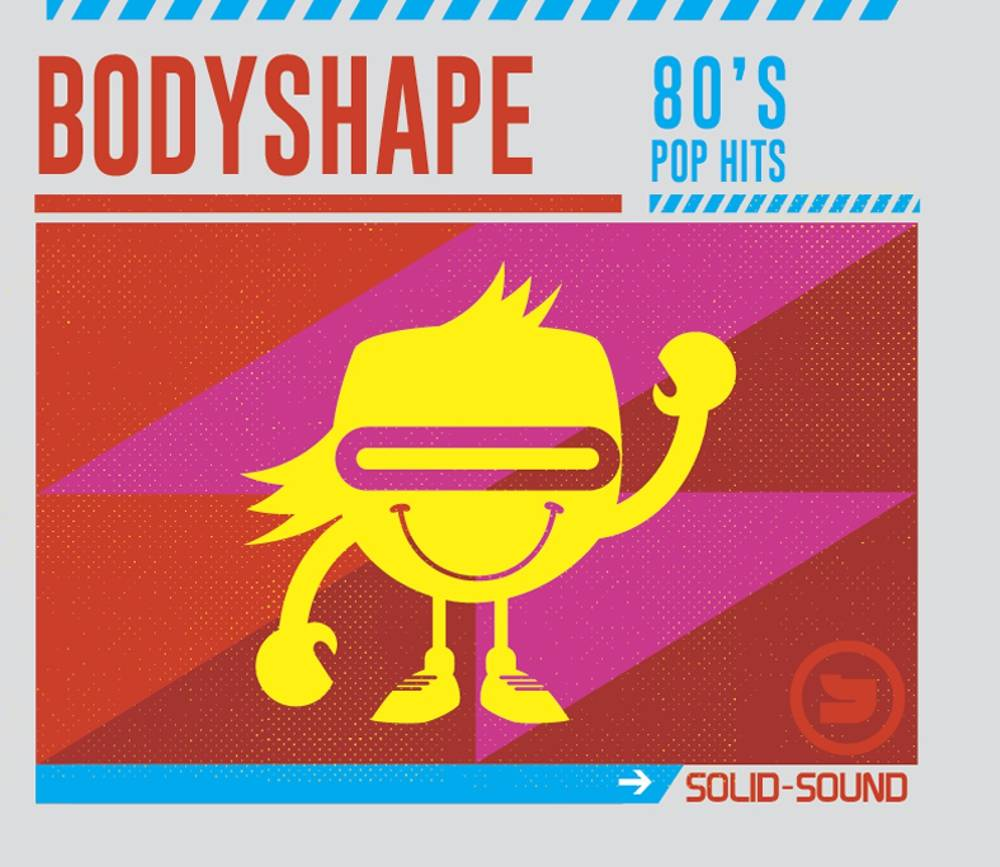 Solid Sound body shape - 80's pop hits