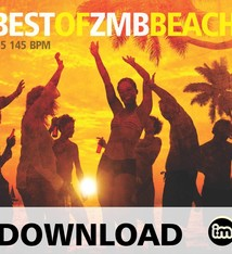 Interactive Music BEST OF ZMB BEACH - MP3