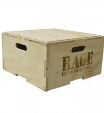 RAGE RAGE STACKABLE PLYO BOX