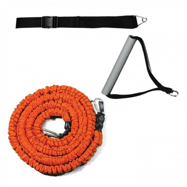 Stroops VARIABLE RESISTANCE TRAINER WITH BELT
