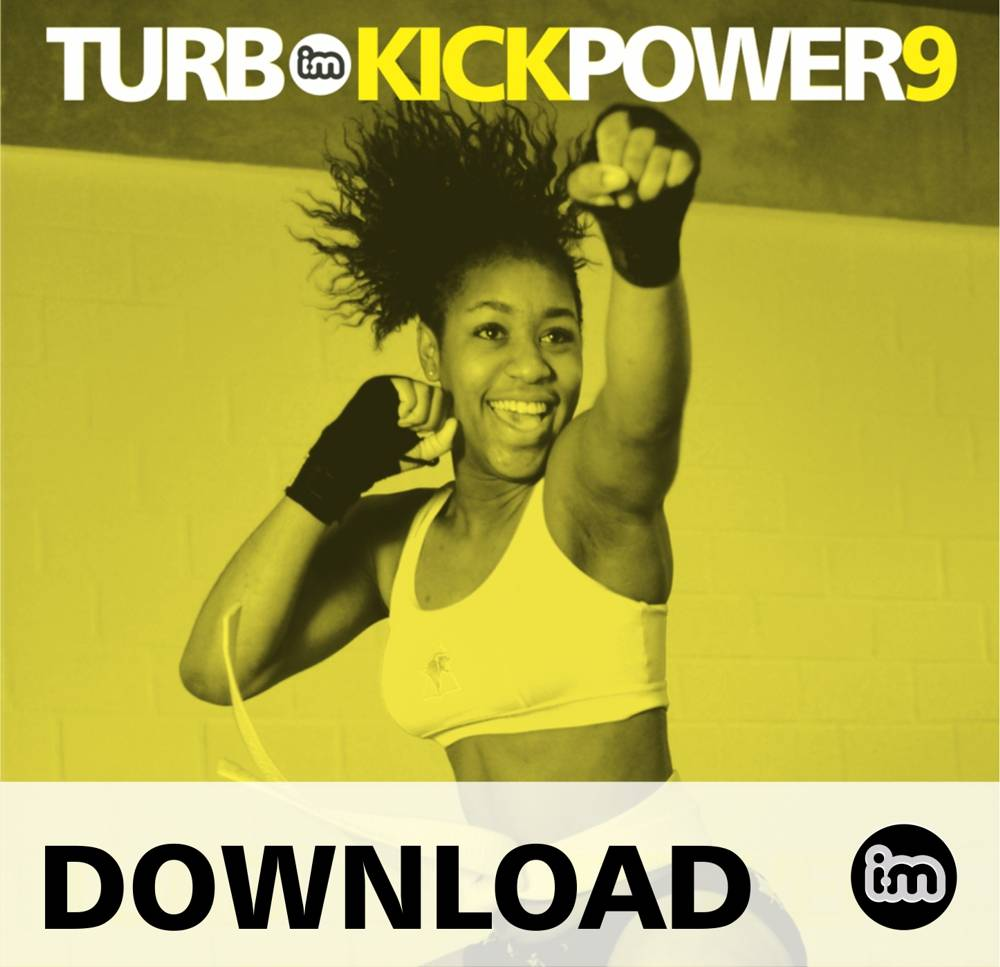 Interactive Music TURBO KICK POWER 9 - MP3