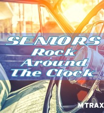multitrax SENIORS ROCK AROUND THE CLOCK