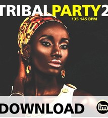 Interactive Music TRIBAL PARTY 2-MP3