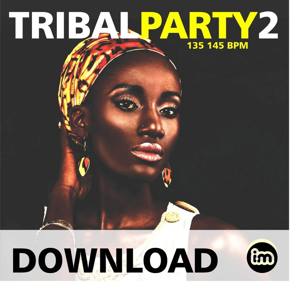 Interactive Music TRIBAL PARTY 2 - MP3 -