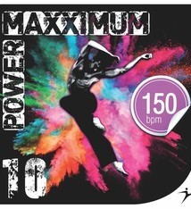 Move Ya! Maxximum Power 10 - 150bpm
