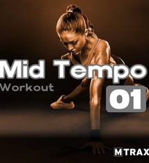 multitrax #7 MID TEMPO WORKOUT