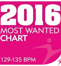 Move Ya! 2016 Most Wanted - Chart - 129-135BPM