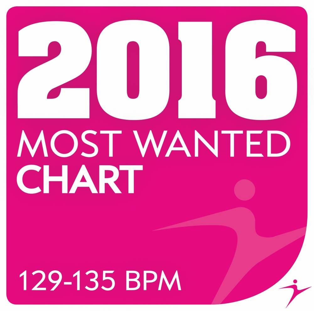 Move Ya! 2016 Most Wanted - Chart - 129-135BPM