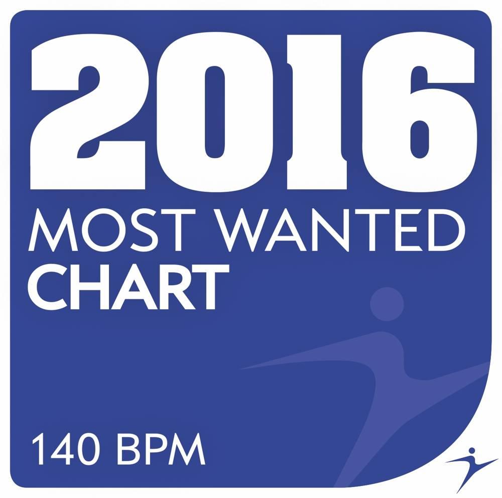 Move Ya! 2016 Most Wanted - Chart - 140BPM