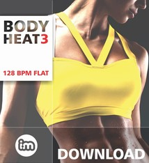 Interactive Music BODYHEAT 3 - MP3