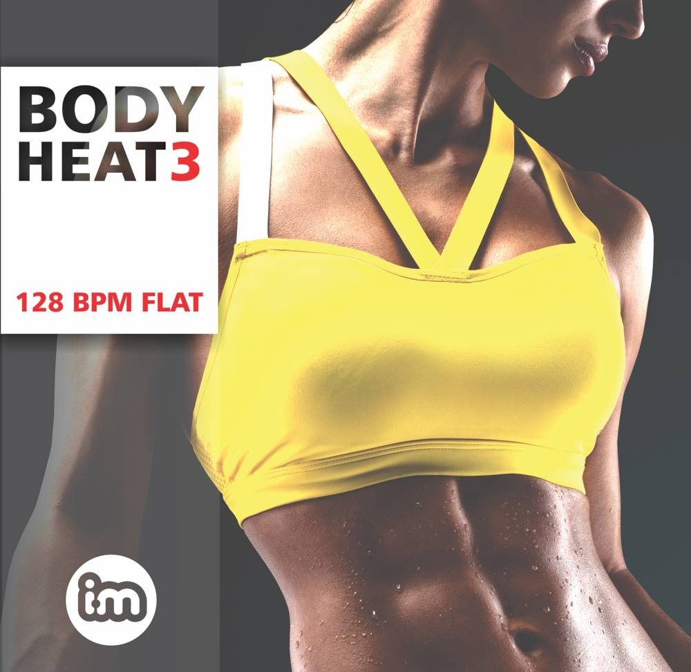 Interactive Music BODYHEAT 3 -128 bpm flat