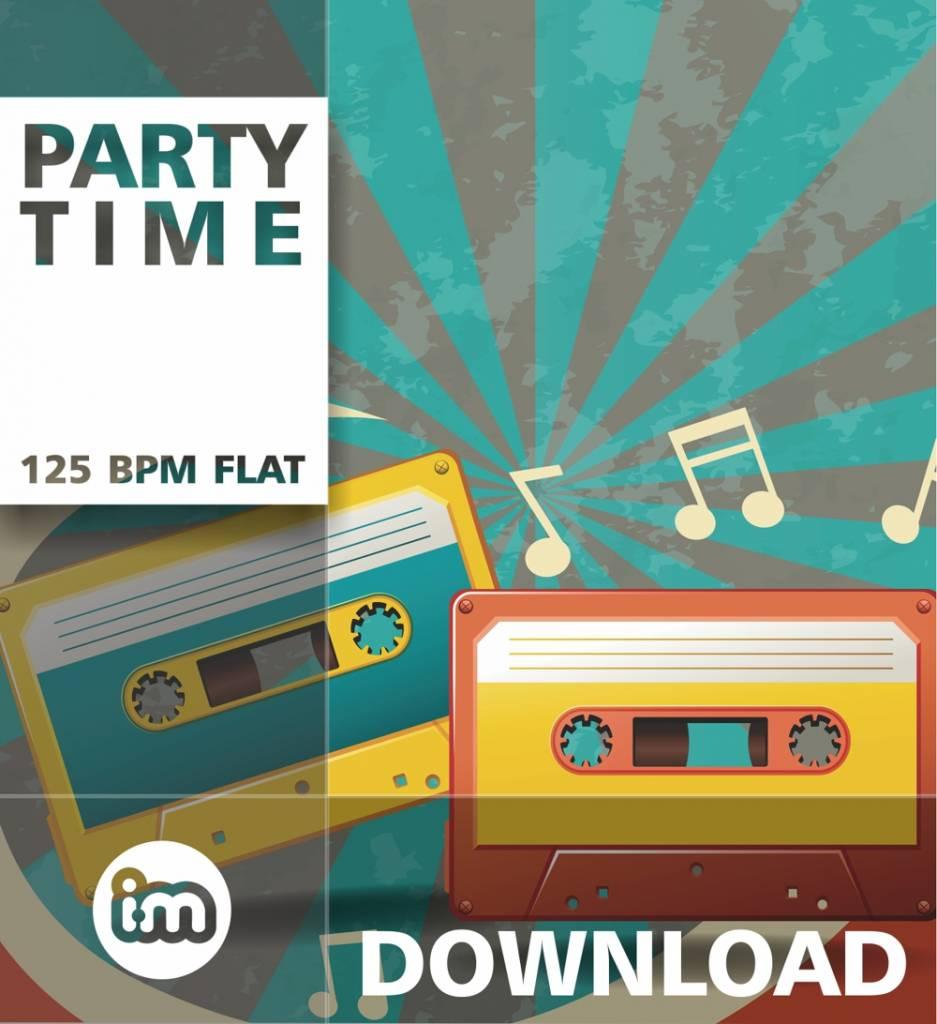 Interactive Music PARTY TIME MP3 / Aqua & Senioren