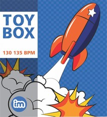 Interactive Music #4 TOY BOX