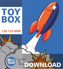 Interactive Music TOY BOX -MP3