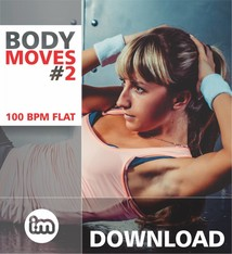 Interactive Music BODY MOVES 2 - MP3