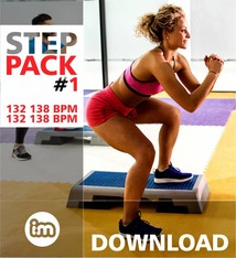 Interactive Music STEP PACK #1 - MP3