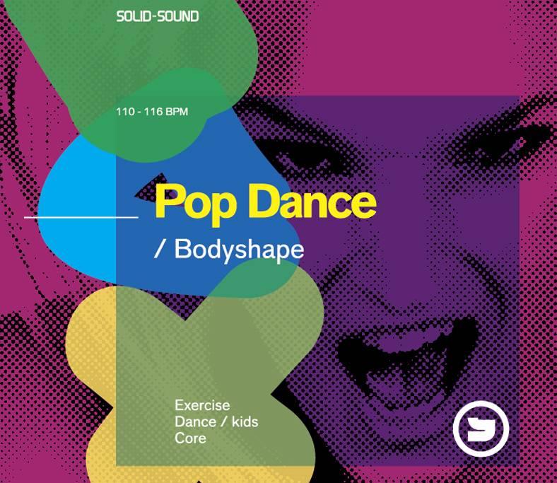 Solid Sound POP DANCE - Bodyshape