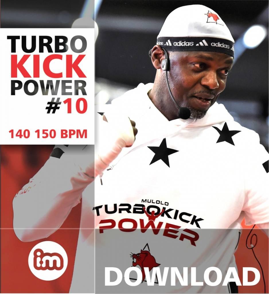 Interactive Music TURBO KICK POWER 10 - MP3