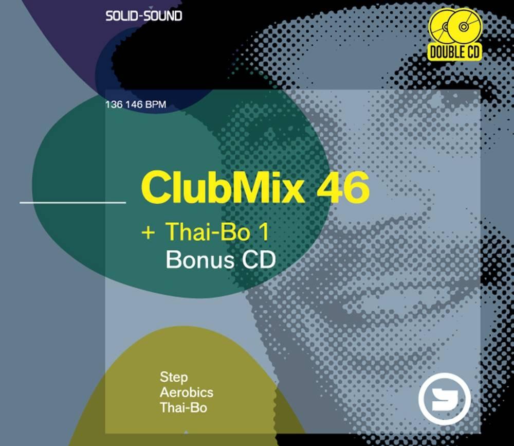 Solid Sound CLUBMIX 46 + thai-bo 1 bonus cd