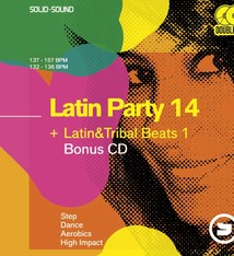 Solid Sound LATIN PARTY 14