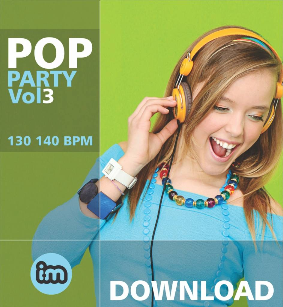 Interactive Music POP PARTY Vol 3 - MP3