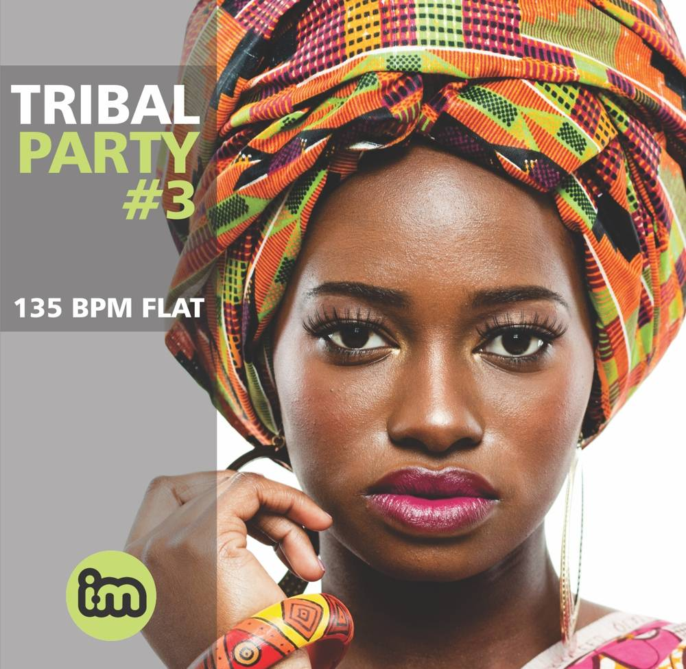 Interactive Music tribal party 3