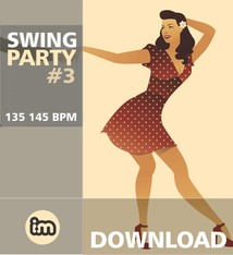 Interactive Music swing party 3 - mp3