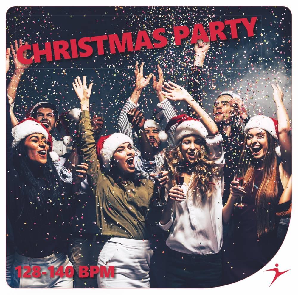 Move Ya! Christmas Party