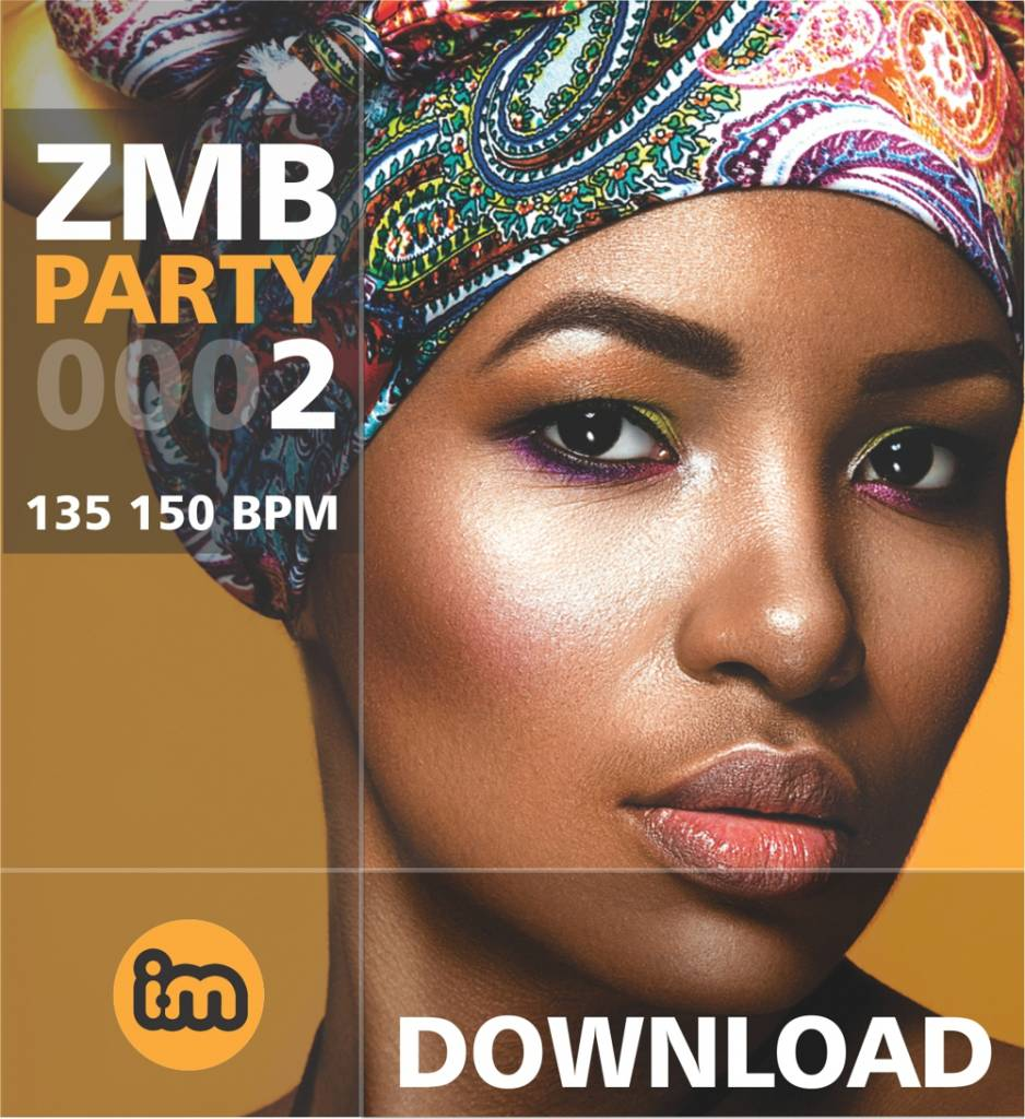 Interactive Music ZMB PARTY - MP3